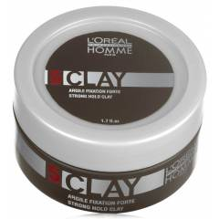 Loreal Homme Clay G��l� Mat Wax 50ml