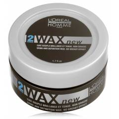 Loreal Homme Definition Parlak Wax