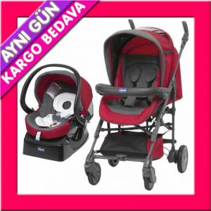 Chicco Living Smart Travel Sistem Bebek Arabas�
