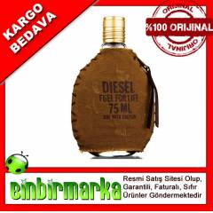 Diesel Fuel For Life Homme Edt 75ml Erkek Parf�