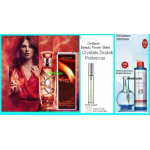 OR�FLAME  Fire EdT BAYAN parf�m SET�.3 �R�N