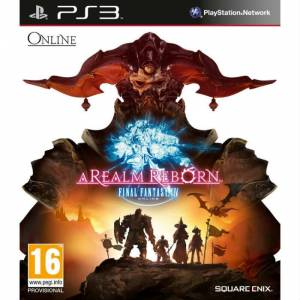 Final Fantasy XIV 14 A Realm Reborn Ps3 Oyun