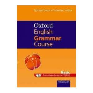 OXFORD  ENGL�SH GRAMMAR COURSE  BASIC