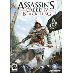 Assassins Creed 4 IV Black Flag Steam Key