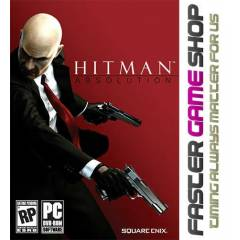 Hitman Absolution EU Steam Key