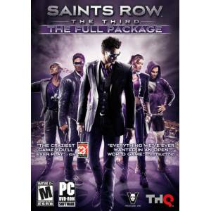 Saints Row The Third The Full Package Steam Key