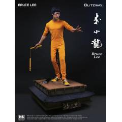 Blitzway Bruce Lee 40' th anniversary statue