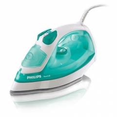 PHILIPS �T� STEAM IRON HV-SOLG-FU