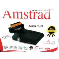 AMSTRAD JUNIOR PLUS M�N� FTA UYDU ALICISI + B�SS