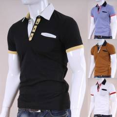 JAPON STYLE Polo Yaka Ti��rt Tshirt New 7321