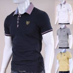 JAPON STYLE Polo Yaka Ti��rt Tshirt New 7298