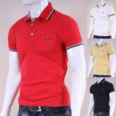 JAPON STYLE Polo Yaka Ti��rt Tshirt New 7296
