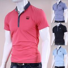JAPON STYLE Polo Yaka Ti��rt Tshirt New 7376