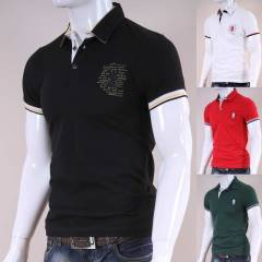 JAPON STYLE Polo Yaka Ti��rt Tshirt New 7340