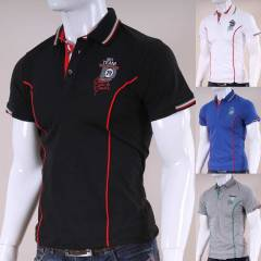 JAPON STYLE Polo Yaka Ti��rt Tshirt New 7635