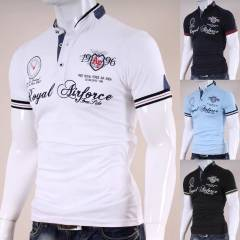 JAPON STYLE Polo Yaka Ti��rt Tshirt New 7595