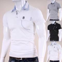 JAPON STYLE Polo Yaka Ti��rt Tshirt New 7390