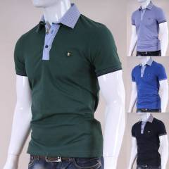 JAPON STYLE Polo Yaka Ti��rt Tshirt New 7308