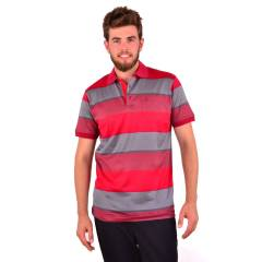 SARAR ERKEK  INTERVIEW TSHIRT 79931 BORDO