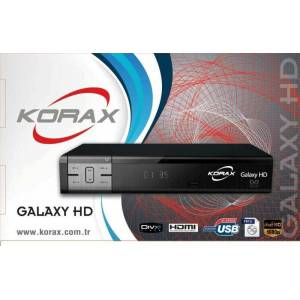 KORAX GALAXY HD UYDU ALICISI UYDU RECEIVE