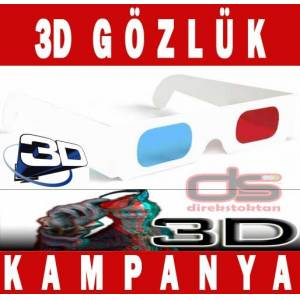 5 ADET 3D S�NEMA G�ZL��� KA�IT