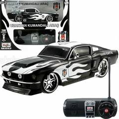 Maisto Be�ikta� 1967 Ford Mustang Gt RC Araba