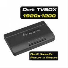 Dark DK-AC-TVBOX1920 Full HD Analog-HDMI Tv Box