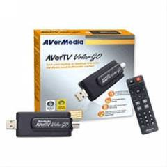 Avermedia Volar Go Analog TV+FM Usb Tv Kart�