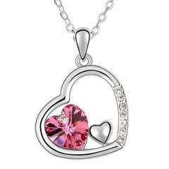 Swarovski Gems� Ta�l� Heart Dream Kolye