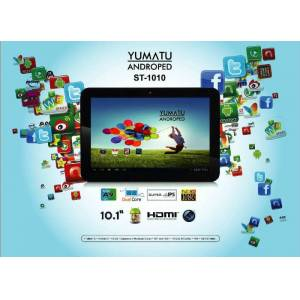 YUMATU 10.1 �NC 8GB ANDRO�D 4.1 FULLHD TABLET PC