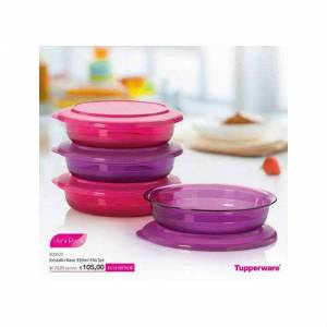 Tupperware Kristalin Kase 350 ml  4 L� Set