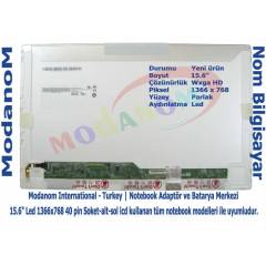 Samsung NP350V5C Notebook Ekran Panel