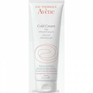 Avene Cold Cream Gel 250 ml  - Kuru Ciltler ��in
