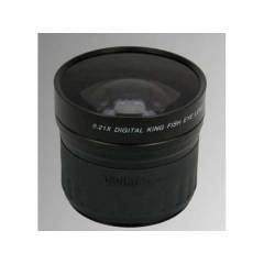 Digital King 52mm 0.21x Fisheye Bal�kg�z� Lens