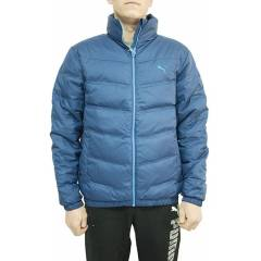 Puma Active Down Jacket Estate Erkek Mavi Mont (