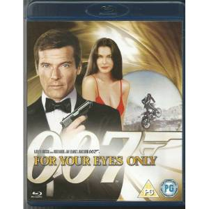 007 For Your Eyes Only (BLU-RAY)