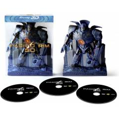 Pacific Rim: Limited Edition Combo Pack-3DBLURAY