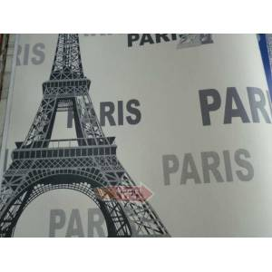 Pop Art Paris Eyfer Kulesi Duvar Ka��d� 13211