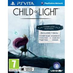 PS ViTA Child of Light Complete Edition PS ViTA