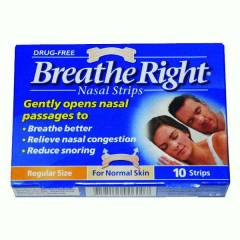BREATHE RIGHT BURUN BANDI 6 PAKET 10LU (NORMAL)