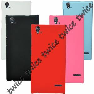 TURKCELL T50 KILIF SERT RUBBER HARD CASE