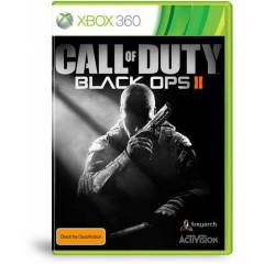 CALL OF DUTY BLACK OPS 2 XBOX 360 PAL OYUN
