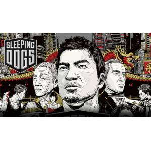 Sleeping Dogs + 16 DLC(Ek Paket) (Steam Gift)