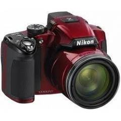 Nikon Coolpix P510 16.1 MP 42x Optik Zoom GPS