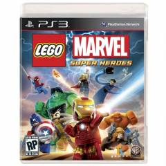 LEGO MARVEL SUPER HEROES PS3 OYUN (WORLDBAZAAR)