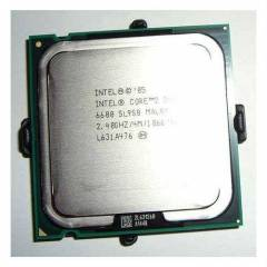 Intel Core 2 Duo E6600 2.4/4/1066 fsb i�lemci