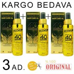 SA� BAKIM YA�I 150 ML. | RED�ST 40M  | 3 ADET
