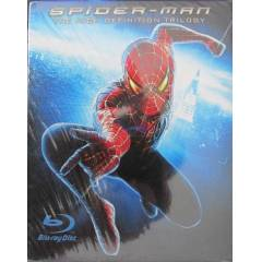 �r�mcek Adam 1-2-3-Spider Man Trilogy (BLU-RAY)