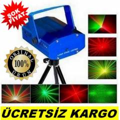 Mini Laser Stage Lighting Lazer I��k Show �OK
