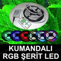IR RGB LED �ER�T I�IK 16 MULT� COLOR DI� MEKAN